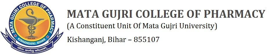 MATA GUJRI COLLEGE OF PHARMACY